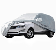 Scratch Resistant Car Cover Sun Outdoor UV Protection