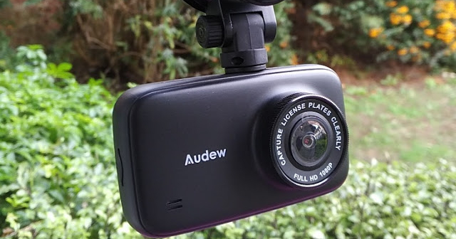 Audew HD Dash Camera For Car Review